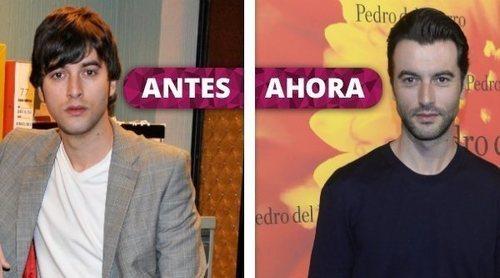 Así ha cambiado Javier Rey: La transformación del actor de 'Velvet' y 'Fariña'