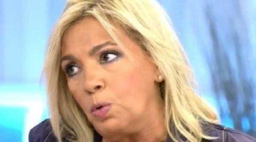 El enfrentamiento entre Carmen Borrego y Antonio Rossi por María Teresa Campos: 'Se le ha faltado el respeto'