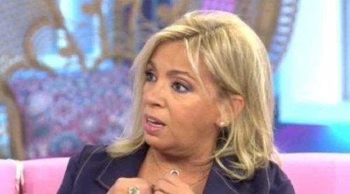 Carmen Borrego aclara su mala relación con Bigote Arrocet: 'No hemos tenido ni un 'ay''