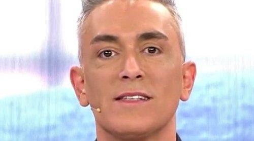 Kiko Hernández responde a Terelu Campos: 'Eres muy mala profesional'