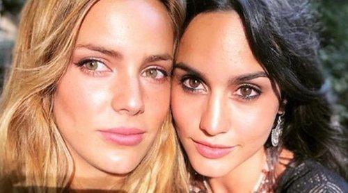 Megan Montaner y Alejandra Onieva, la amistad que nació en 'El Secreto de Puente Viejo'