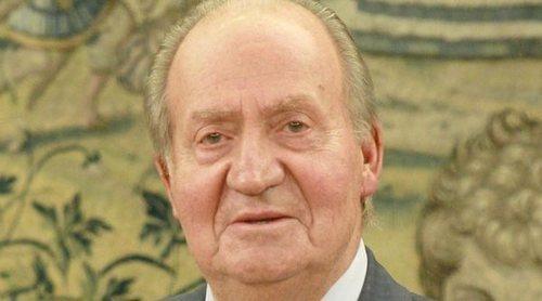 El Rey Juan Carlos I recibe el alta hospitalaria