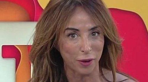 María Patiño manda un mensaje al Rey Juan Carlos: 'Cada uno sufre lo que siembra'