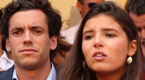 Cayetana Rivera oficializa su relación asistiendo con su novio a la Goyesca de Ronda