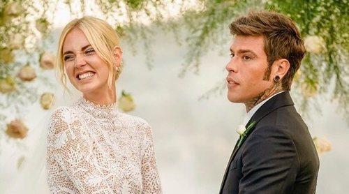 Así han celebrado Chiara Ferragni y Fedez su primer año de casados