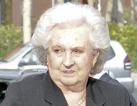 La Infanta Pilar evoluciona favorablemente tras el susto de salud que sufrió en Mallorca