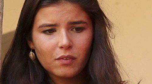 Tana Rivera, hija de Fran Rivera, se desmaya en la corrida de toros Goyesca a causa del calor