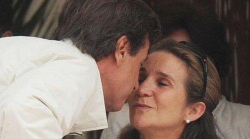 Cayetano Martínez de Irujo revela su relación con la Infanta Elena y la causa de su ruptura