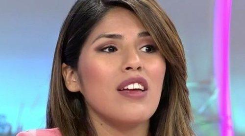 Chabelita Pantoja reconoce haberse telefoneado con Omar Montes en el mes de enero