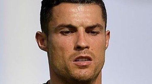 Cristiano Ronaldo viaja por sorpresa a Lisboa para conocer a su sobrina Valentina