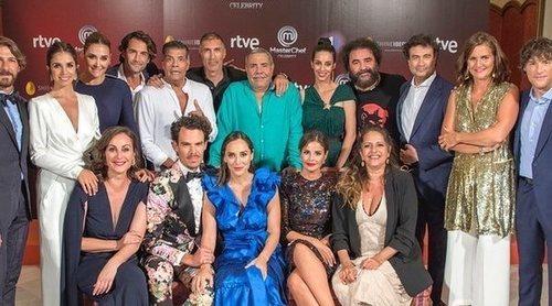 Tamara Falcó, Yolanda Ramos... 'MasterChef Celebrity 4' arranca en el FesTVal con un plantel de categoría