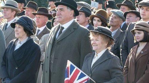 Clip exclusivo de 'Downton Abbey': La visita real que revolucionará a la familia Crawley