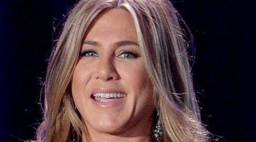 Jennifer Aniston trabajaba de teleoperadora antes de fichar por 'Friends'