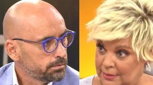 Terelu y Diego Arrabal se enzarzan en una discusión por Rocío Carrasco: 'No me tienes que decir lo que tengo que hacer'