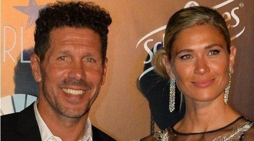 Diego Simeone y Carla Pereyra se dan el 'sí quiero' por segunda vez: Así ha sido la discreta boda del futbolista y la modelo