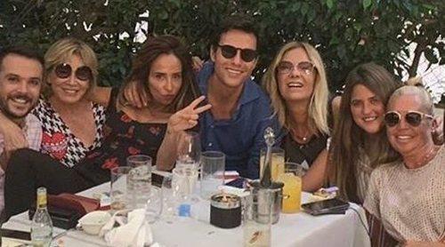 Mila Ximénez celebra una fiesta de despedida con sus grandes apoyos antes de 'GH VIP 7'