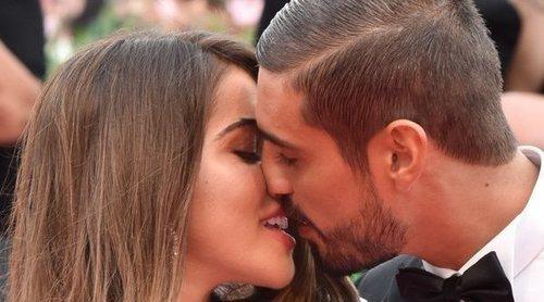 Violeta Mangriñán y Fabio Colloricchio, como dos estrellas más en el Festival de Venecia 2019