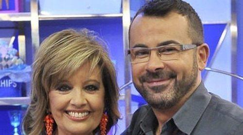 Jorge Javier Vázquez habla de su relación con María Teresa Campos: 'No es mala persona'