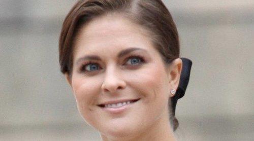 Magdalena de Suecia da una sorpresa mientras el resto de la Familia Real Sueca acude a la apertura del Parlamento