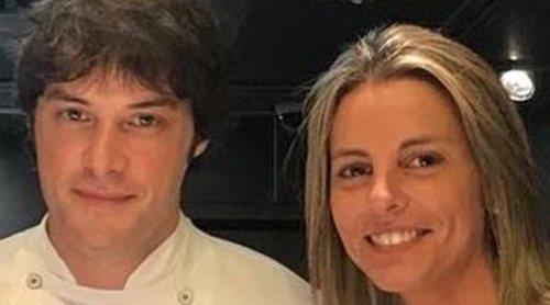 Jordi Cruz continúa trabajando con su expareja a pesar de haber sido pillado con una joven brasileña
