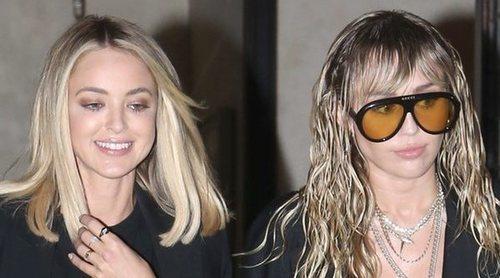 Miley Cyrus se va de cena romántica con Kaitlynn Carter en Nueva York en pleno divorcio con Liam Hemsworth