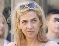 La fiesta de disfraces a la que acudieron la Infanta Cristina y sus hijos Miguel e Irene tras su vacaciones en Madrid