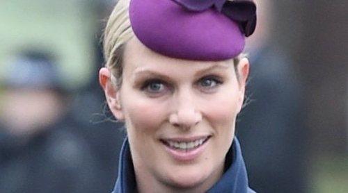 Zara Phillips explica la razón de su incomodidad en la boda del Príncipe Harry y Meghan Markle