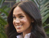 Meghan Markle vuelve al trabajo con un homenaje a Lady Di