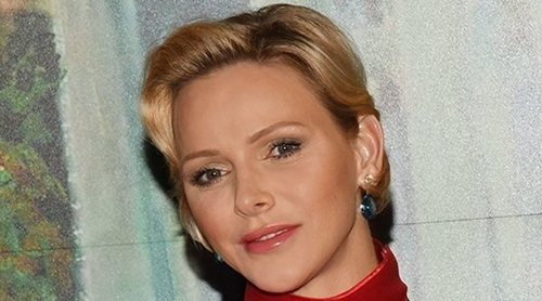 Saltan los rumores de un posible embarazo de Charlene de Mónaco