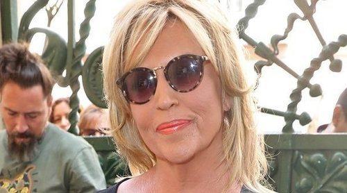 Lydia Lozano sufre un accidente por culpa de Alonso Caparrós y Gustavo González en 'Sálvame' y acaba en el hospital