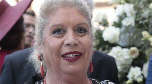 María Jiménez cuenta los duros momentos de su hospitalización: 'Mi hijo estaba fatal al pensar que me moría'