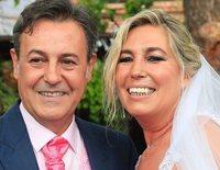 José Ribagorda se casa tras más de dos décadas de relación con Loles Silva
