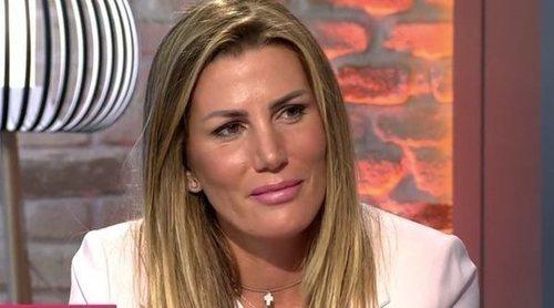Mayte García, mujer de Santiago Cañizares: 'No tengo miedo a la muerte porque me va a recibir mi hijo'