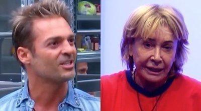 Hugo Castejón saca a relucir el pasado más complicado de Mila Ximénez en 'GH VIP 7'