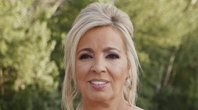 La respuesta de Carmen Borrego a Víctor Sandoval: 'Para muerto y para mentiroso tú'