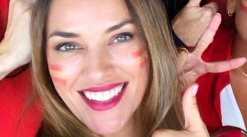 La increíble emoción de Helen Lindes ante la victoria de Rudy Fernández en el Mundial de China de baloncesto