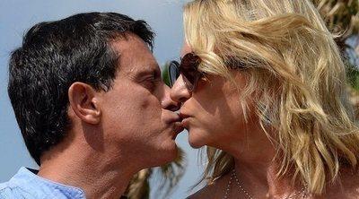 Manuel Valls y Susana Gallardo celebran su boda a orillas del mar de Menorca