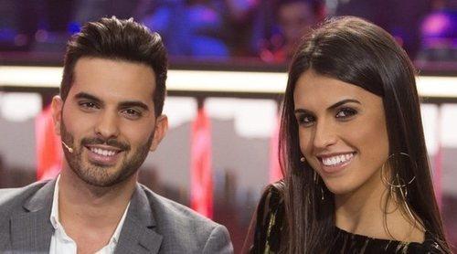 Suso Álvarez, pillado dándose un beso con Sofía Suescun en una sala VIP de Mediaset