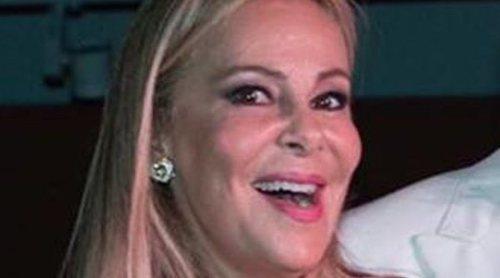 Ana Obregón se menciona sobre la salud de su hijo Álex Lequio: 'Ha habido una piedrecita en el camino'