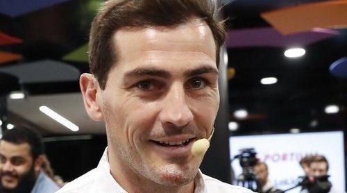 Iker Casillas desvela cómo va su salud tras sufrir un infarto: 'Calma y avanzando poco a poco'