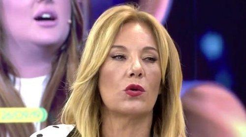 Belén Rodríguez opina sobre las lágrimas de Rocío Flores: 'No me ha emocionado'