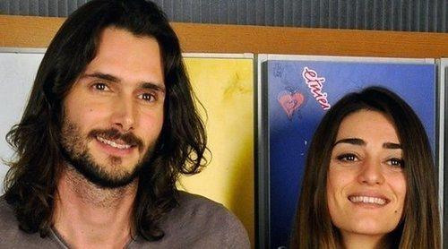 Olivia Molina y Sergio Mur serán padres por tercera vez