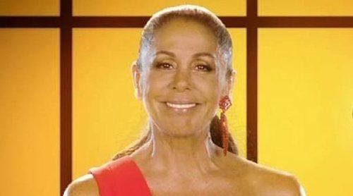 Isabel Pantoja entra por teléfono para apoyar a Anabel Pantoja en 'GH VIP 7':