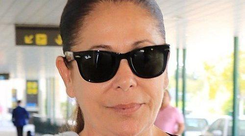 Isabel Pantoja tiene que pedir permiso para ver a su nieto Alberto, hijo de Chabelita Pantoja