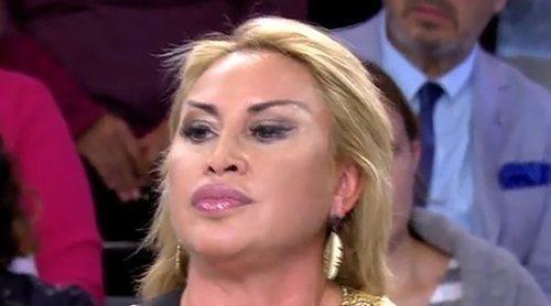 El golpe bajo de Belén Rodríguez a Raquel Mosquera en plena discusión por Rocío Carrasco