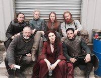 El reparto de 'Juego de Tronos' se reúne tras el final de la serie en la gala de los Premios Emmy 2019
