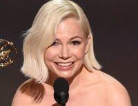 El reivindicativo discurso de Michelle Williams en los Emmy 2019 sobre las necesidades de las actrices