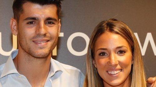 Alice Campello y Álvaro Morata: 'Ya estamos buscando el tercer hijo y queremos una niña'