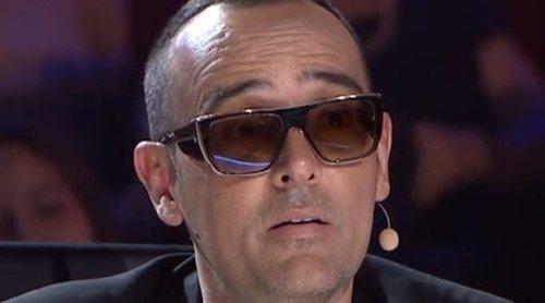 Risto Mejide, más paternal que nunca gracias a 'Got Talent 5'