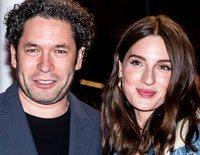 Gustavo Dudamel, el mejor apoyo para María Valverde en el Festival de Cine de San Sebastián